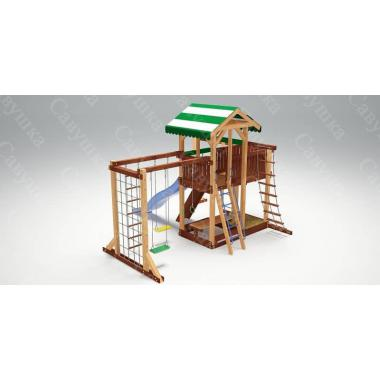 Детский игровой комплекс Савушка - 15