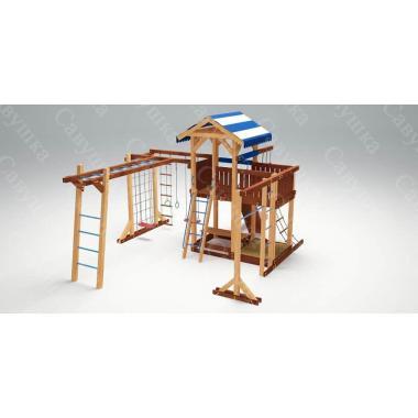 Детская игровая площадка Савушка - 16