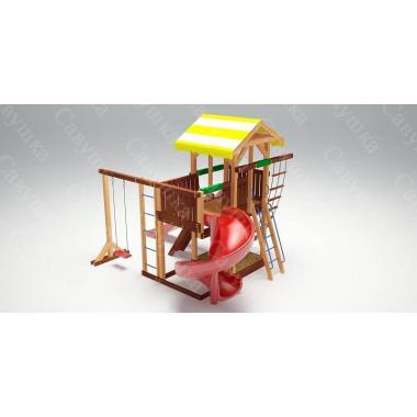 Детская игровая площадка Савушка - 18