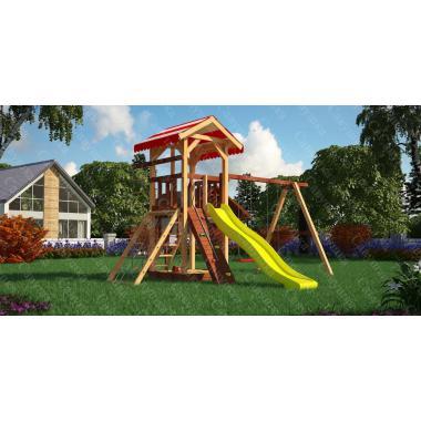 Детская игровая площадка Савушка - 4 (2020)
