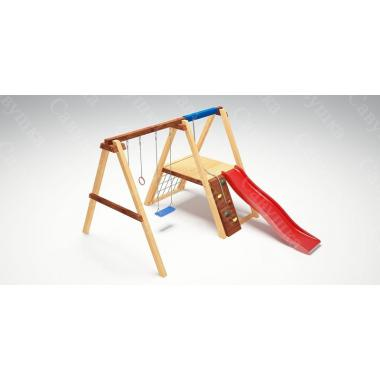 Детская игровая площадка Савушка - 1